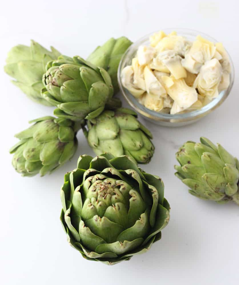 [Veggies All Year] Artichokes from Living Well Kitchen