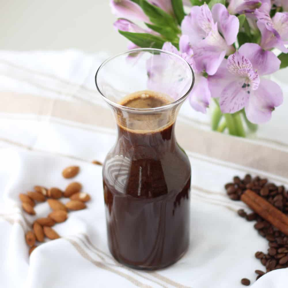 Chocolate Almond Coffee Concentrate
