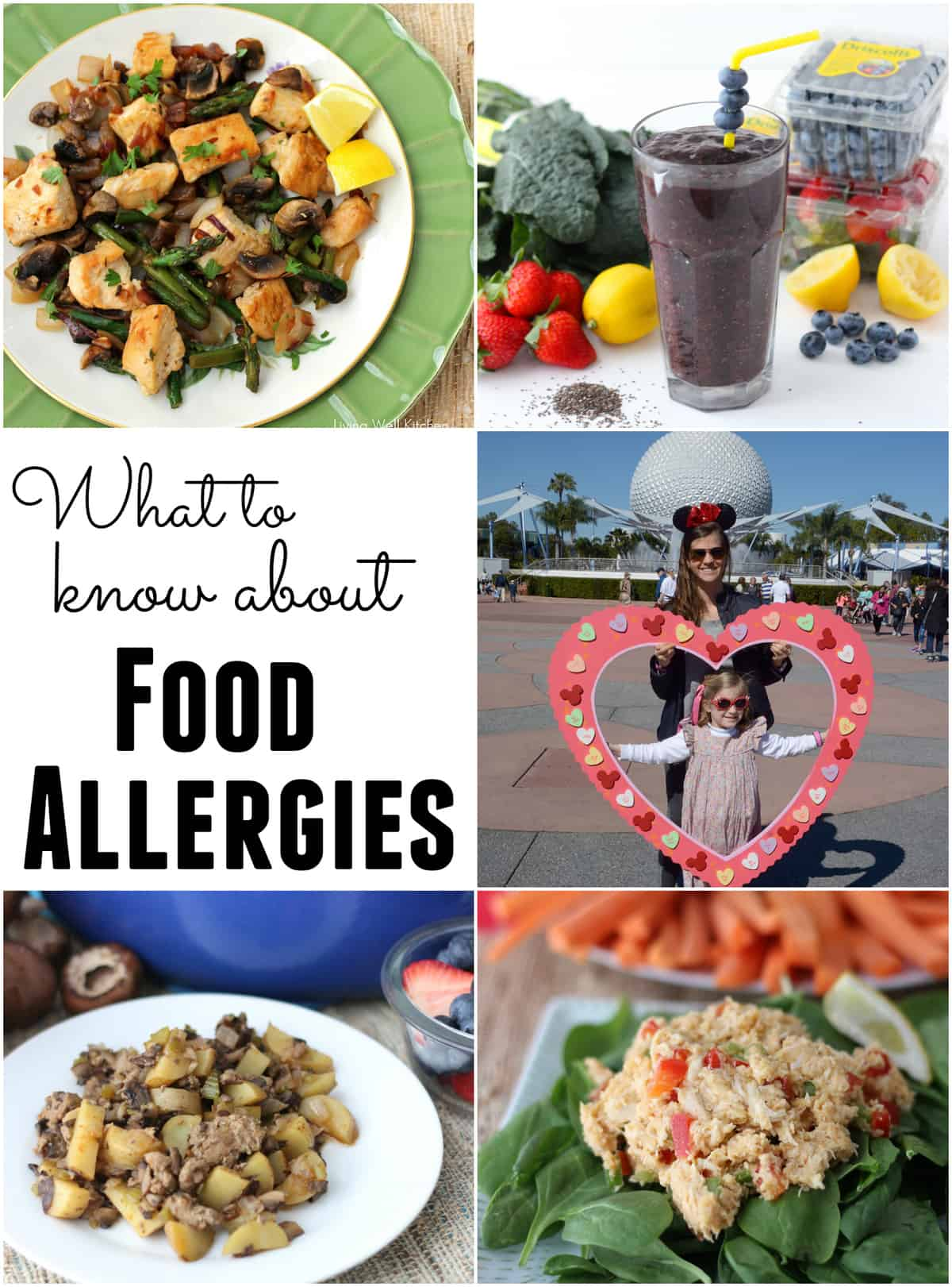 What to know about food allergies from @memeinge. Tips plus recipe ideas for how to stay safe with food allergies