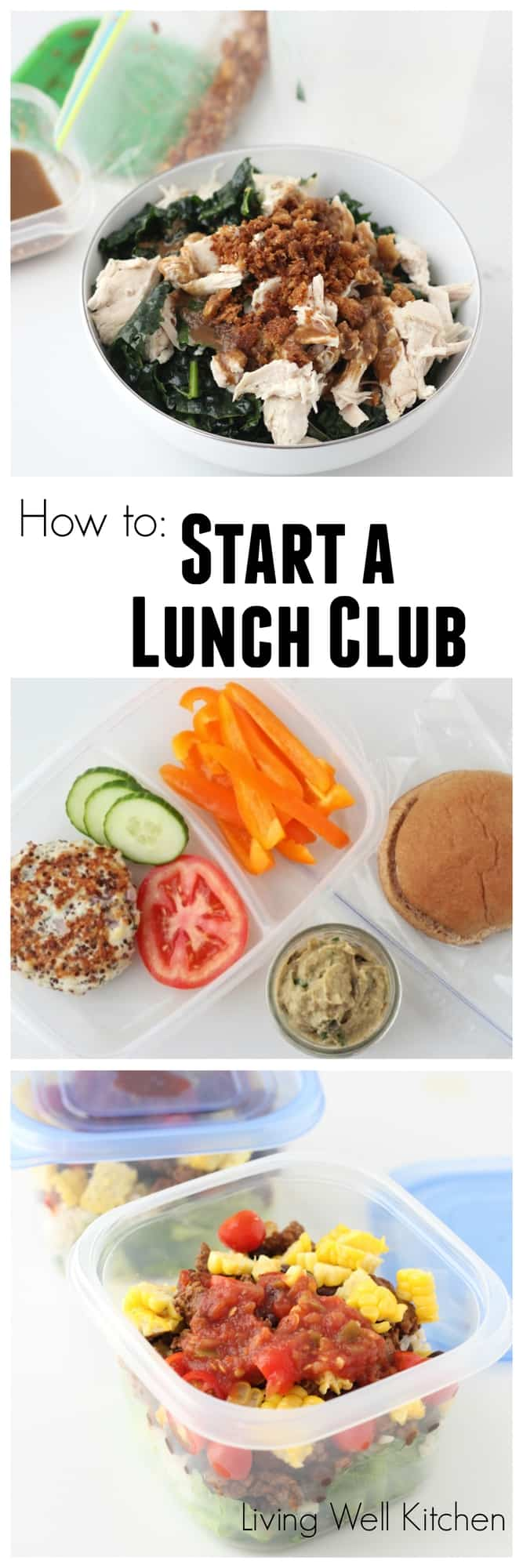 How to start a lunch club from meme living well kitchen quit