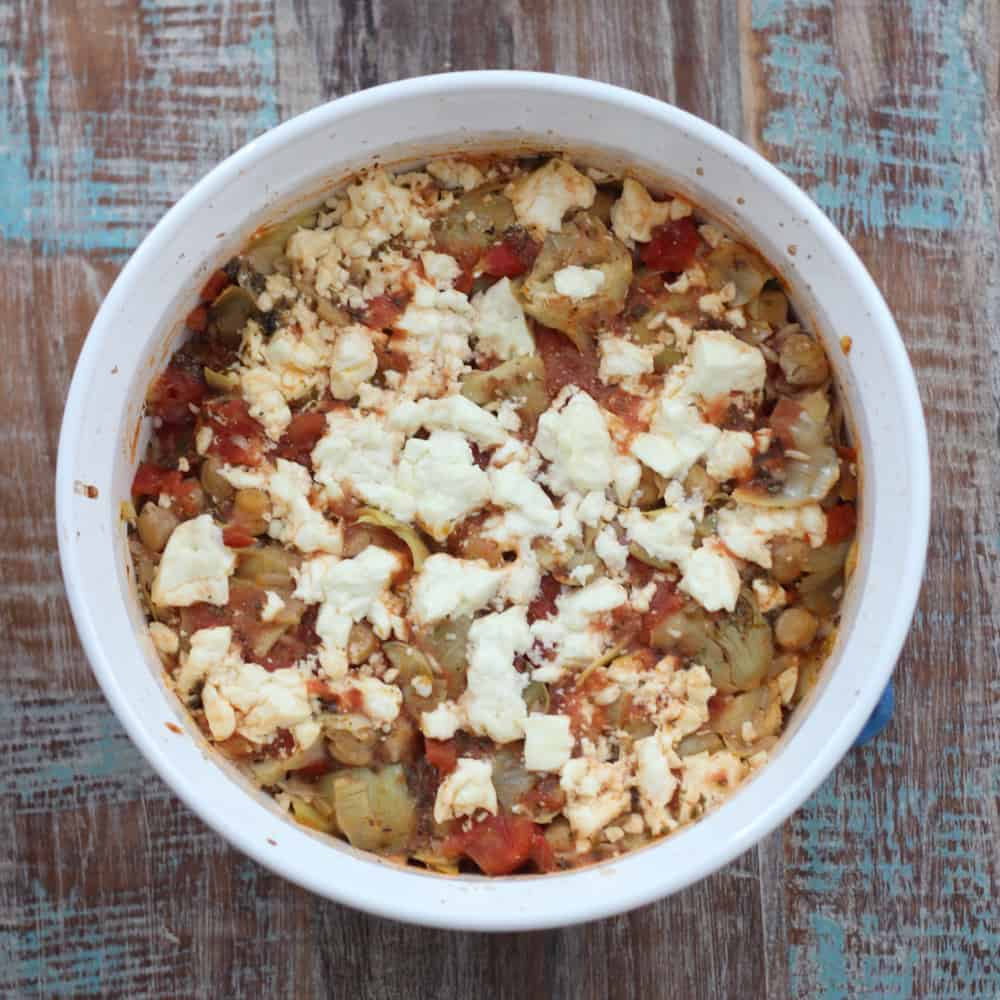 Easy Greek Casserole from Living Well Kitchen