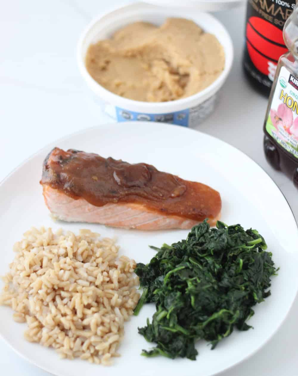 Easy Miso-Glazed Salmon from Living Well Kitchen