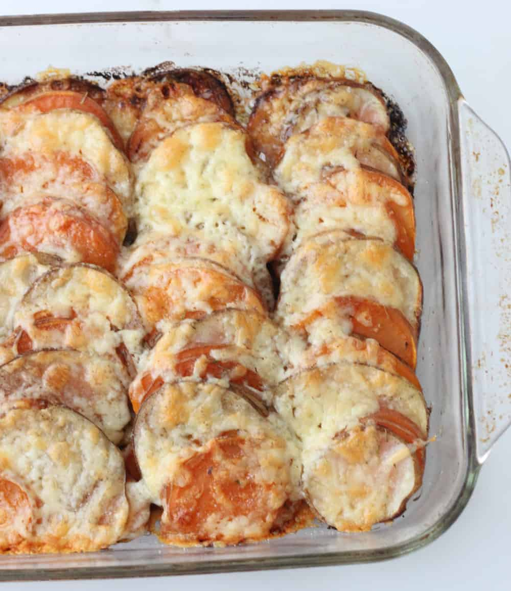 Hot Cheesy Potatoes from Living Well Kitchen