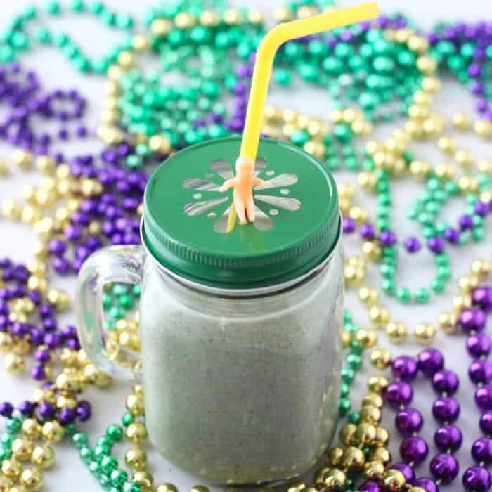 King Cake Smoothie from Living Well Kitchen