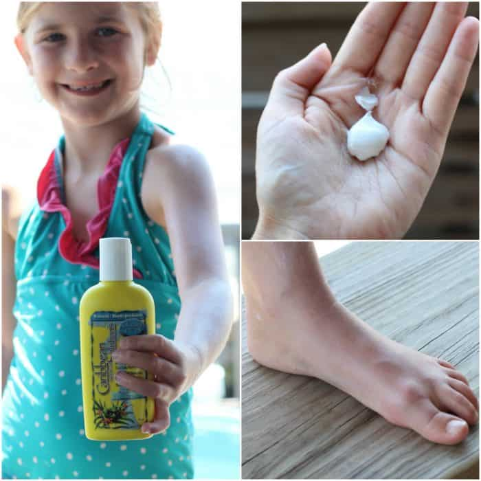 Caribbean Solutions Sol Guard SPF 25 Review from Living Well Kitchen
