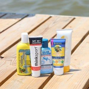 The Best (Safest) Sunscreen