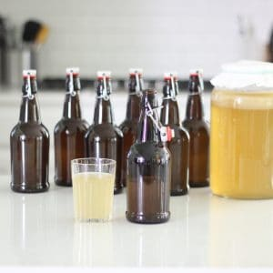 How to Make Kombucha from Living Well Kitchen