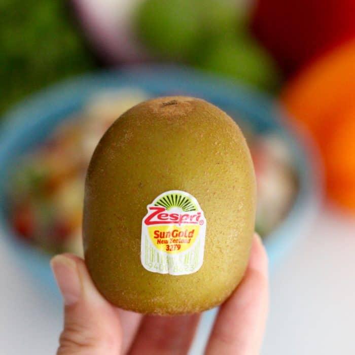 Zespri SunGold Kiwi from Living Well Kitchen