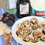 Ricotta and Fig Bites from Living Well Kitchen