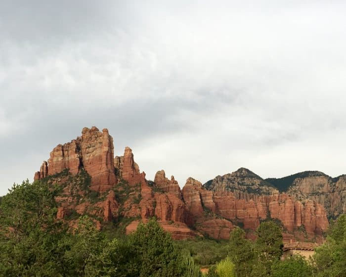 Road Trip in Sedona from Living Well Kitchen