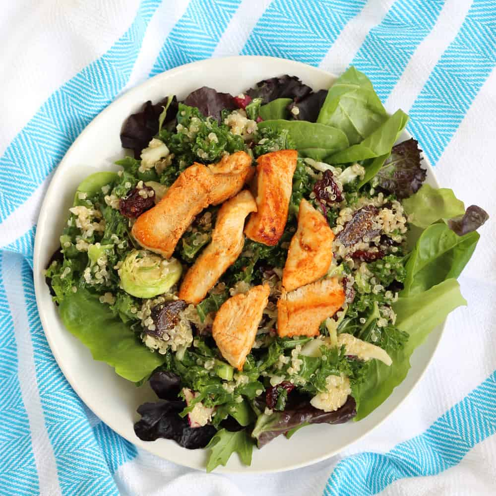 Sedona Quinoa Salad from Living Well Kitchen