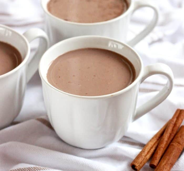 Mayan Hot Chocolate from Living Well Kitchen
