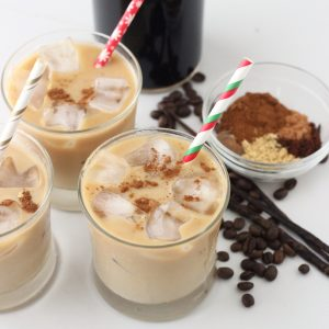 Gingerbread Coffee Concentrate