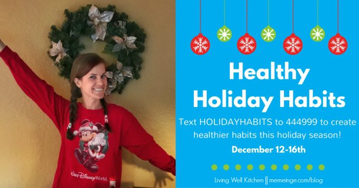 Healthy Holiday Habits from Living Well Kitchen