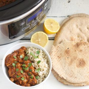 Slow Cooker Chicken Tikka Masala from Living Well Kitchen