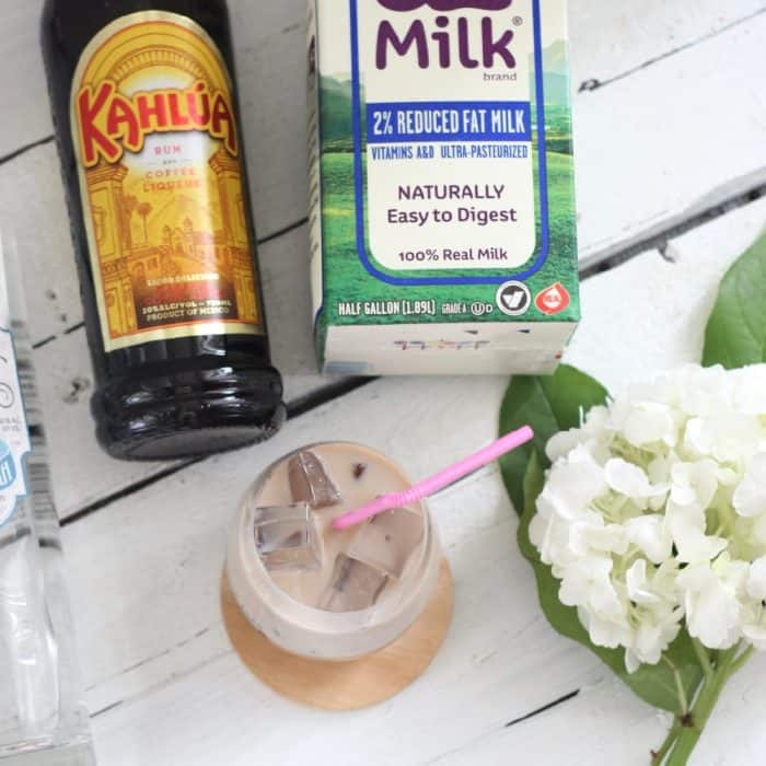 White Russian from Living Well Kitchen