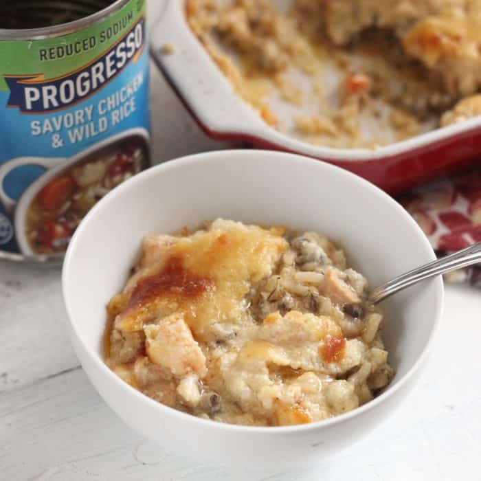 Easy Chicken Pot Pie from Living Well Kitchen