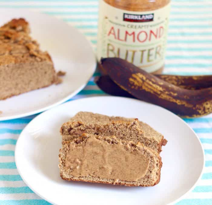 Almond Coconut Banana Bread from Living Well Kitchen