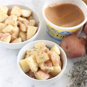 Miso Potato Salad