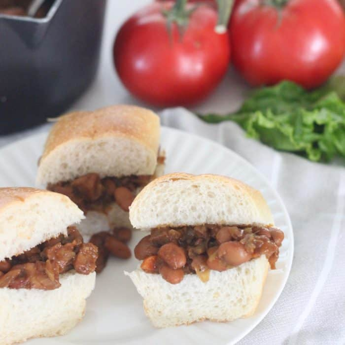 BBQ Pork and Beans from Living Well Kitchen