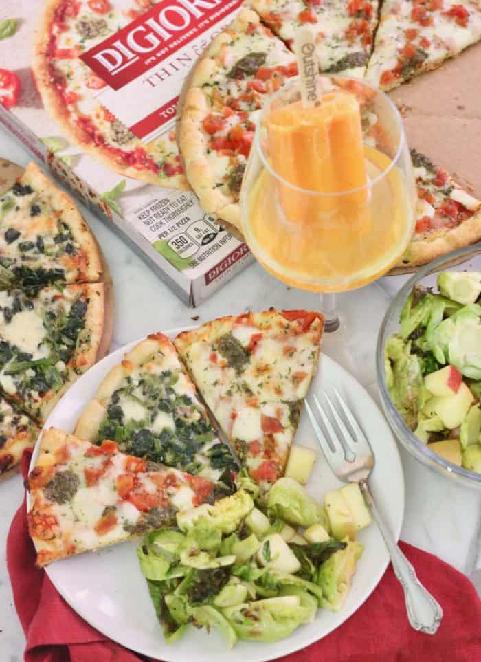 Balance Your Plate Girls Night In from Living Well Kitchen