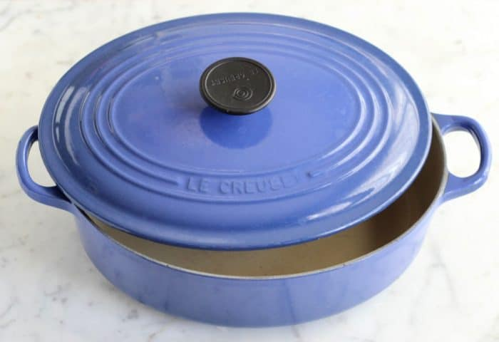 Nourishing Christmas Gifts from Living Well Kitchen ~ Dutch oven
