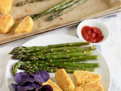 Gluten free fish sticks living well kitchen