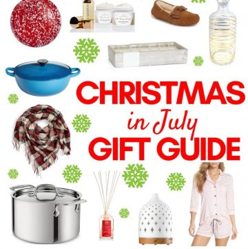 Christmas in July Gift Guide