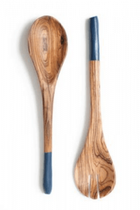 Badala Olive Wood Kuni Utensil Set