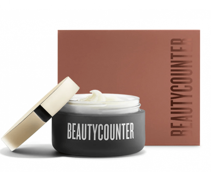 beautycounter cleaning balm