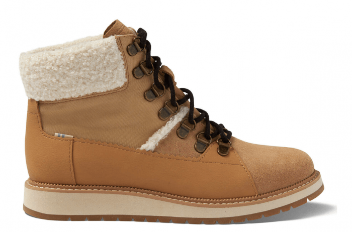 tan waterproof boots
